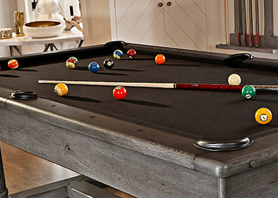 Déménagement tables de billard