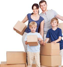 Service de déménagement résidentiel de Montréal