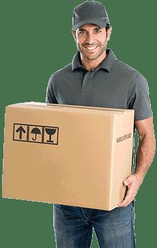 Service de livraison de Montréal